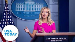 White House Press Secretary Kayleigh McEnany holds news conference   USA TODAY