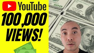 How Much YouTube Paid Me For 100,000 Views As A Small YouTuber!