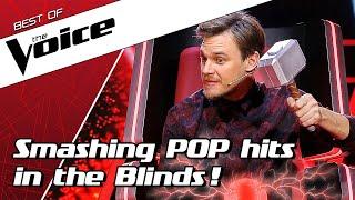 TOP 10   POPULAR POP SONGS in The Voice