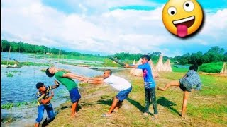 Must Watch New Funny video2020😂😂Top New Comedy Video 2020 | Try To Not Laugh | The Funny Buzz😍😍