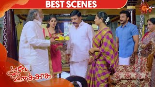 Poove Unakkaga - Best Scene | 18 August 2020 | Sun TV Serial | Tamil Serial