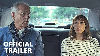 ON THE ROCKS Official Trailer (NEW 2020) Bill Murray, Rashida Jones, Comedy Movie HD