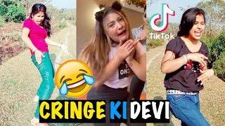 Cringe ki Devi - Tik Tok's Most Irritating Superstar