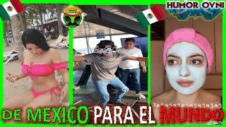 🇲🇽  HUMOR MEXICANO E INTERNACIONAL🚨👽 |  TIKTOK (Viral) | VÍDEOS DE RISA 2020🎭🔥| MEMES (MOMOS)