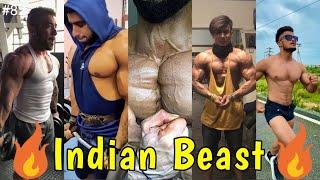 🔥Most Popular Indian Beast Viral Tiktok Videos 2020🔥|💪 Bodybuilder💪 | Workout Tiktok | Tiktok #82