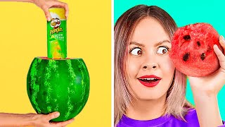HOLY GRAIL HACKS THAT GIVE YOU GOOSEBUMPS! || Amazing DIYs and Tricks by 123 Go! Gold