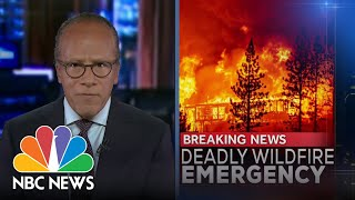 NBC Nightly News Broadcast (Full) - September 8th, 2020 | NBC Nightly News