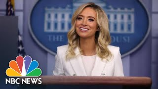 White House Holds Press Briefing: September 9 | NBC News