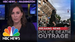 NBC Nightly News Broadcast (Full) - September 3rd, 2020 | NBC Nightly News