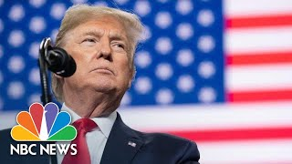 Live: Trump Delivers Remarks On The Environment | NBC News
