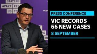 Victorian Premier Daniel Andrews provides COVID-19 update  | ABC News