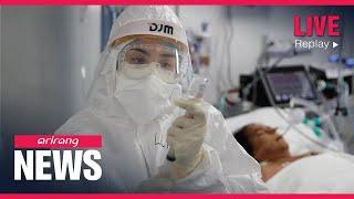 ARIRANG NEWS [FULL]: No. of global COVID-19 deaths surpasses 900,000: Worldometer
