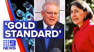Coronavirus: NSW COVID-19 system dubbed the 'gold standard' | 9News Australia