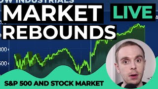 Sept 9 - STOCK MARKET REBOUNDS! STOCK MARKET LIVE, DAY TRADING, S&P 500, STOCK MARKET NEWS
