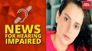 News For Hearing Impaired With India Today | Top Headlines Of The Day | September 9, 2020