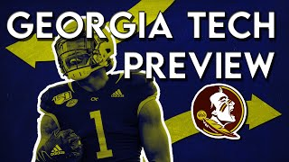 Florida State vs Georgia Tech 2020 Football Preview