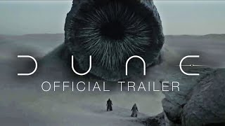 DUNE Official Trailer (2020)