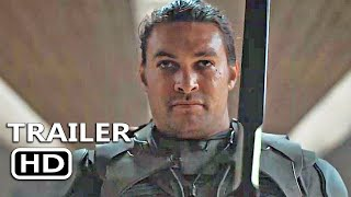 DUNE Official Trailer (2020) Jason Momoa