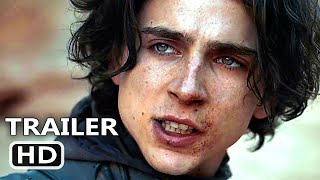 DUNE Trailer (2020) Timothée Chalamet, Zendaya Movie