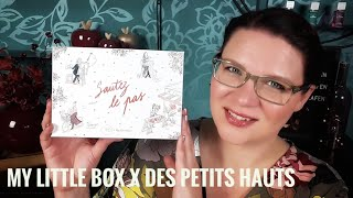 My litte Box x des petits hauts | DARPHIN & FENTY BEAUTY | Unboxing September 2020 + Verlosung