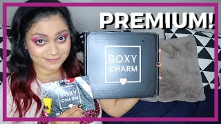 BoxyCharm Premium - September 2020 Unboxing & Try On