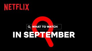 New on Netflix | September 2020