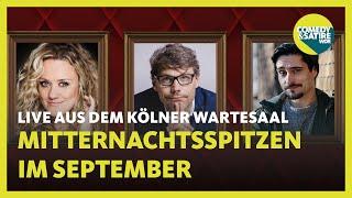 LIVESTREAM – Mitternachtsspitzen im September