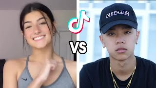 Charli D'Amelio VS Michael Le Dance Battle | TikTok Compilation (September 2020)