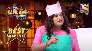 सपना का नया अंदाज़   The Kapil Sharma Show Season 2   Best Moments