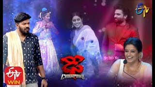 Dhee Champions | 9th September 2020 | Latest Promo | ETV Telugu