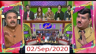 Khabarzar with Aftab Iqbal Latest Episode 54 | 2 September 2020