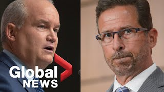 Coronavirus: Two Canadian political leaders contract COVID-19