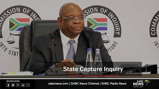 State Capture Inquiry, 23 September 2020