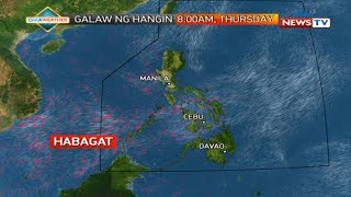 BT: Weather update as of 12:25 p.m. (September 23, 2020)