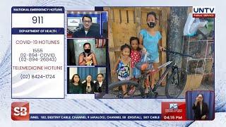 UNTV: Serbisyong Bayanihan | September 23, 2020 | 4PM - LIVE REPLAY