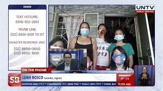 UNTV: Serbisyong Bayanihan   September 23, 2020   11AM - LIVE REPLAY