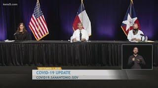San Antonio/Bexar County coronavirus update, September 1