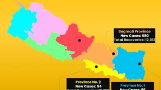 COVID-19 News Update as of Ashoj 7 ( September 23), 2020 Wednesday in Nepal