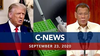 UNTV: C-NEWS | September 23, 2020