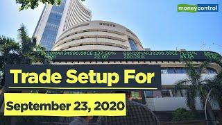 Trade Setup For September 23, 2020