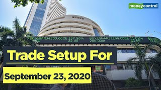 Trade Setup For September 23, 2020