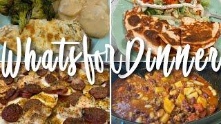 WHAT'S FOR DINNER? *8* FAMILY DINNER RECIPES | SEPTEMBER 2020
