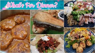 What's For Dinner?  Sep 6, 2020 | Cooking for Two | Easy Weeknight Meals