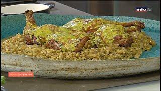 Whats Cooking - 06/09/2020 - دجاج بالقمح الأخضر