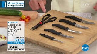 HSN | Kitchen Storage & Organization - Anchor Hocking 09.01.2020 - 01 PM