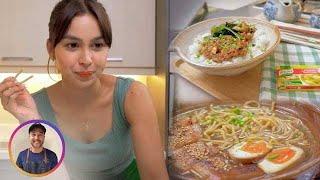 #KnorrKitchenNomad: EATadakimasu with Julia Barreto and Chef JP Anglo