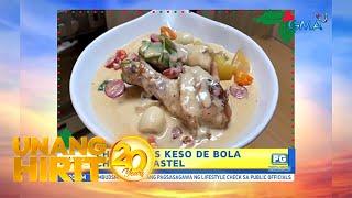 Unang Hirit: Keso de Bola Chicken Pastel ni Chef Jose Sarasola!