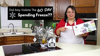 Did Amy Violate the 60 Day Kitchen Gadget Spending Freeze? | Fall Decor and PL8 Mandoline Slicer
