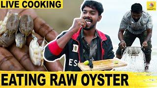 இத எப்படியா சாப்புடுறது? : Samaikalam Sapudalam EP-1 | Oyster | Australian Chef Adrian