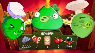 Angry Birds 2 King Pig Panic! (Sep 18, 2020) ~ Gameplay Walkthrough #152